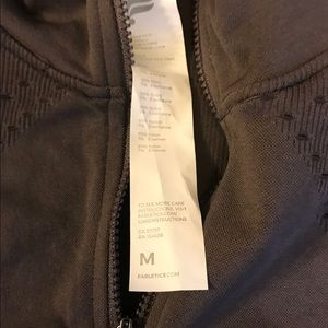 Fabletics New with Tags Size M Jacket